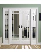 Manhattan W6 Solid White Primed Divider Set