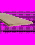BASICS Oak Stair Cladding Tread 1000mm