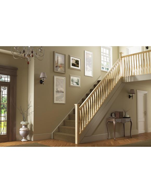 41mm Square Profile Handrail - Select Timber and Length image