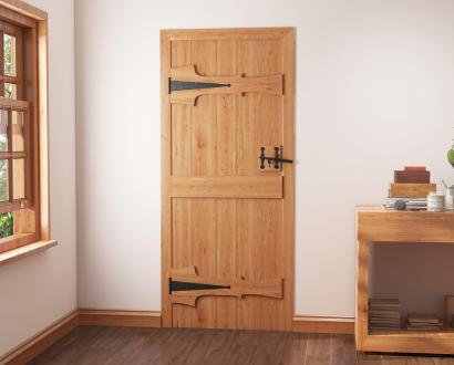 Solid Oak Skirting Architrave and Door Frames