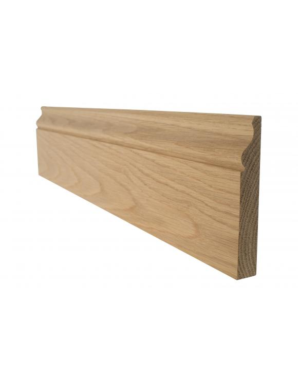 Solid Oak Ogee Architrave Skirting Board image