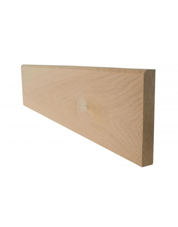 Solid Oak Bullnose Architrave Skirting Board image