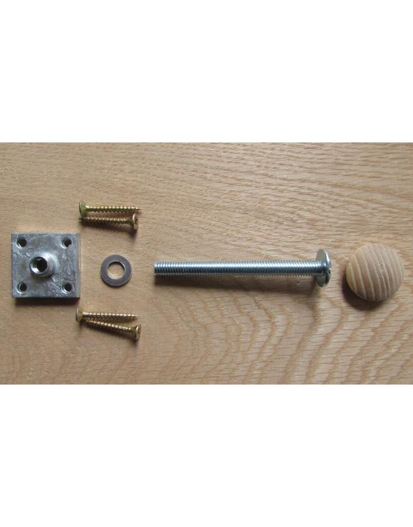 Stop Chamfered Stair & Landing Balustrade Kit image