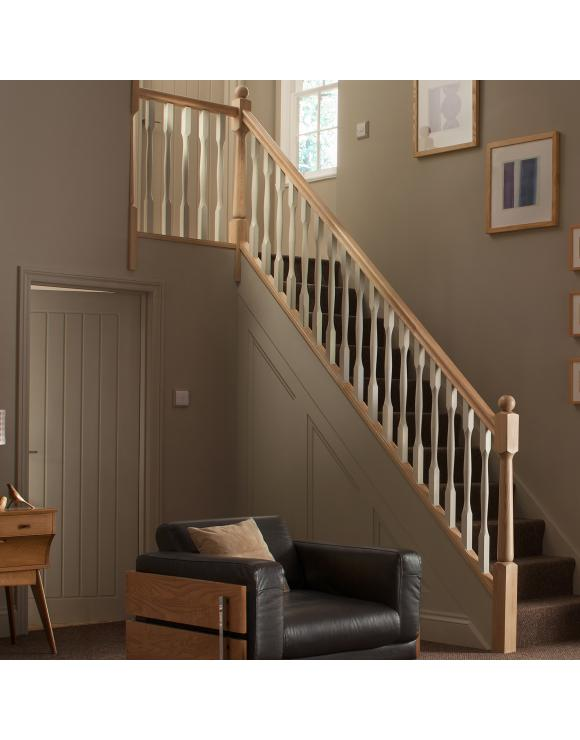 Slender Quays Stair & Landing Balustrade Kit image