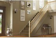 Provincial Stair & Landing Balustrade Kit
