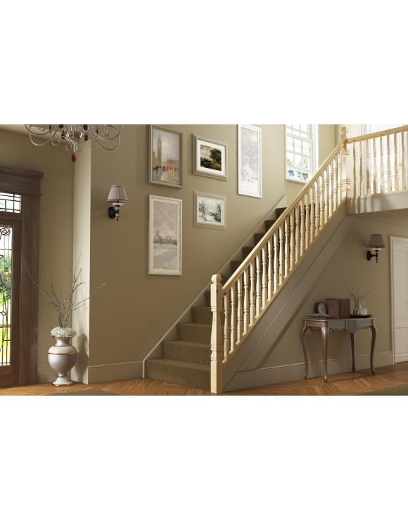 Provincial Stair & Landing Balustrade Kit image