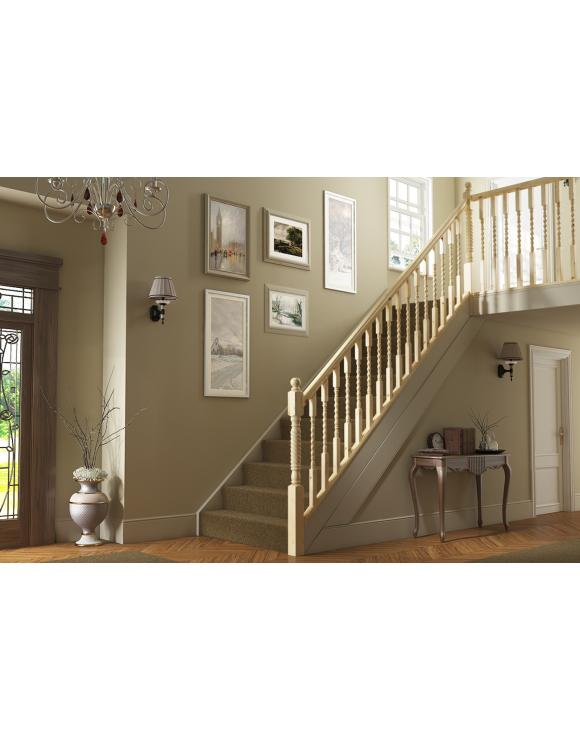 Rope Twist Stair & Landing Balustrade Kit image