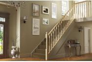 Rope Twist Stair & Landing Balustrade Kit