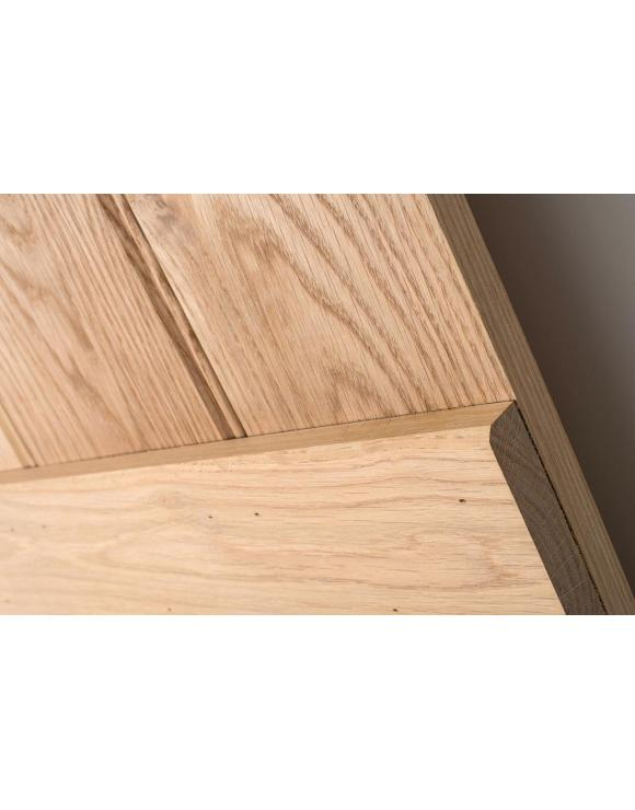 Solid Oak Rivelin Cottage Door image