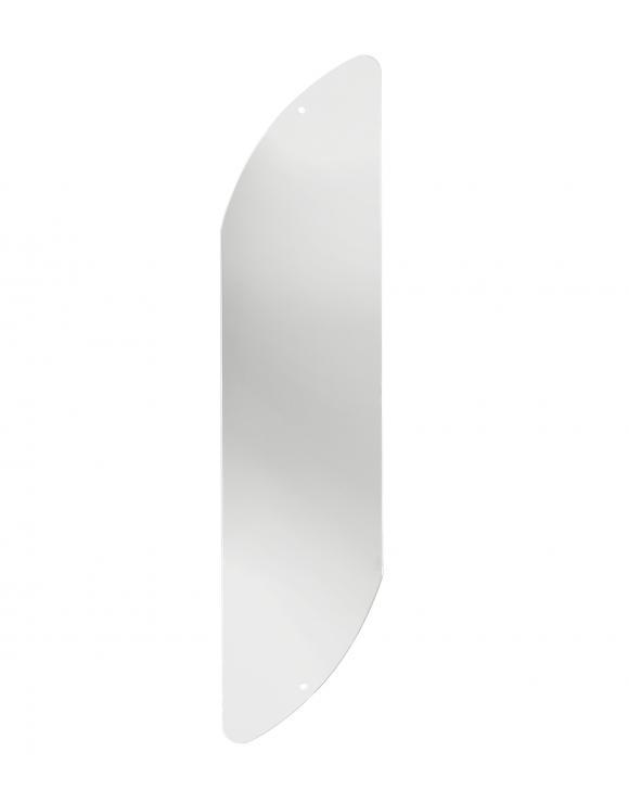 Clarity Glass Rake Panel image