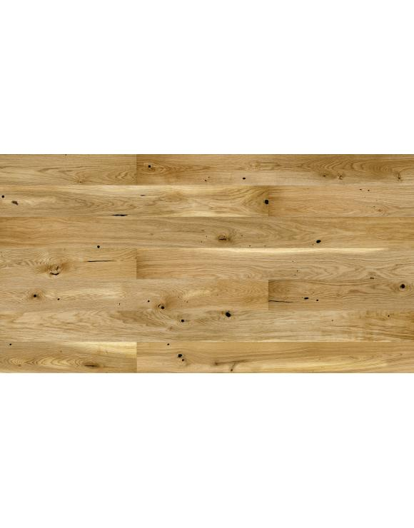 Natural Oak 1 Strip Matt Lacquer 5G Engineered Flooring 130mm Width image