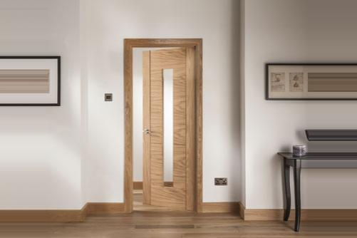 Modernus Interior Oak Door product image.