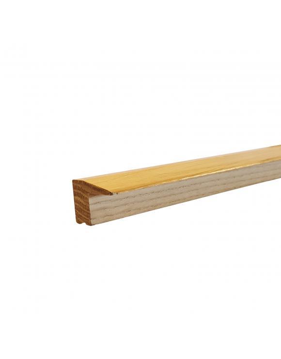 Solid Oak L Section image