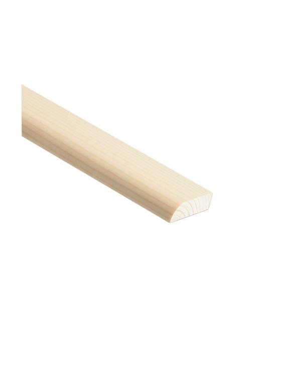 Pine Pencil Round Bullnose Architrave image