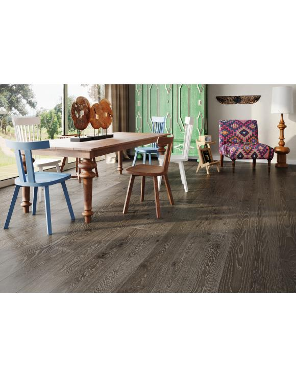 Oak Brownie Family Matt Lacquer 5G Engineered Flooring image