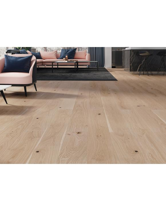 Oak Delight Various Matt Lacquer 5G Engineered Flooring image