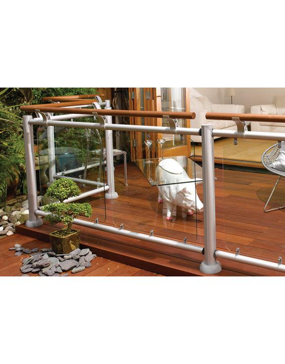 Fusion Outdoor Hardwood Rail image