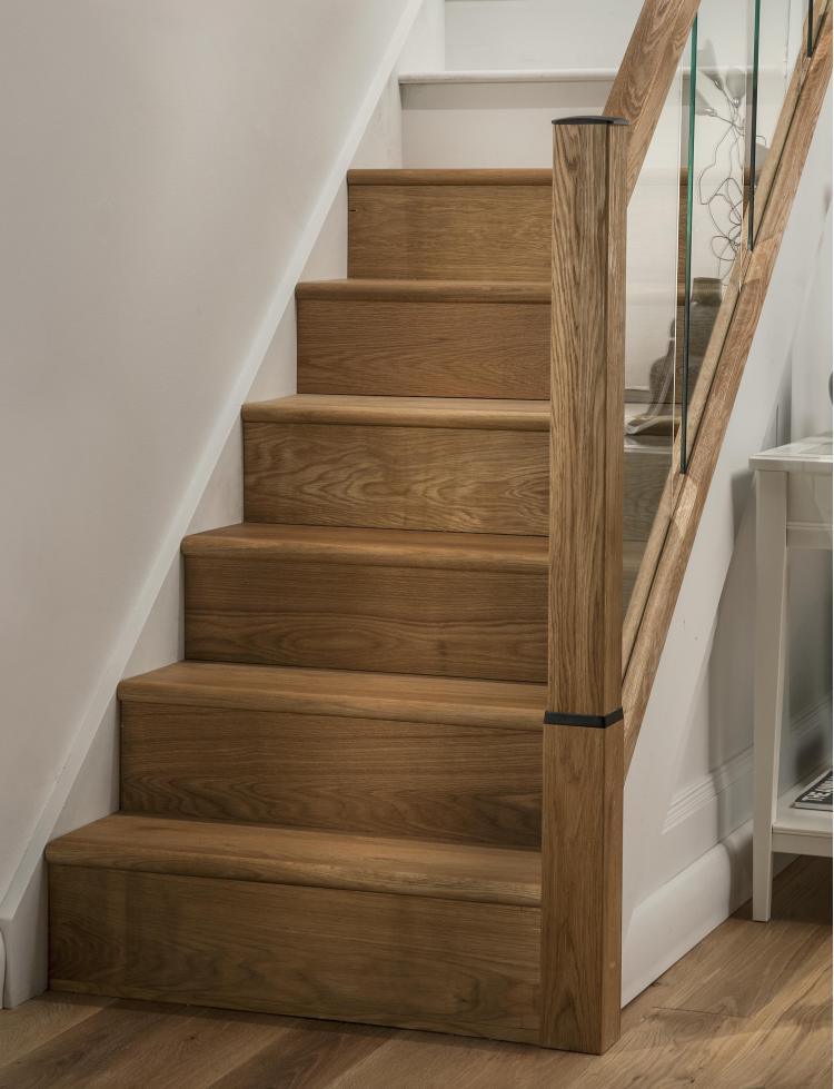 Our Oak Stair Klad Range Click Here For More Information
