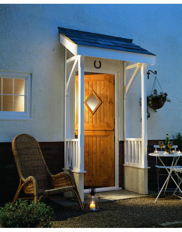 Dwarf Wall Stop Chamfer Porch Accessory Kit image