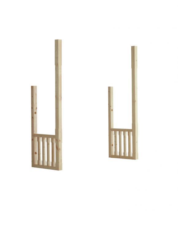 Dwarf Wall Stop Chamfer Porch Accessory Kit image