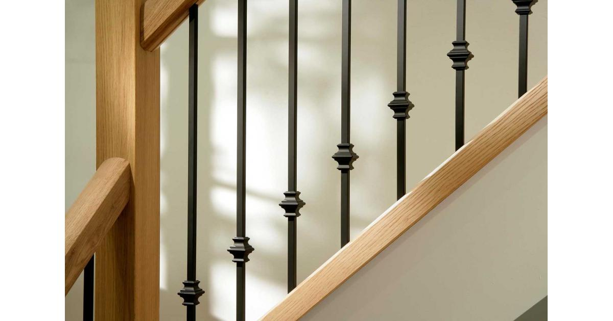 Buyers Guide To Metal Stair Spindles Blueprint Joinery