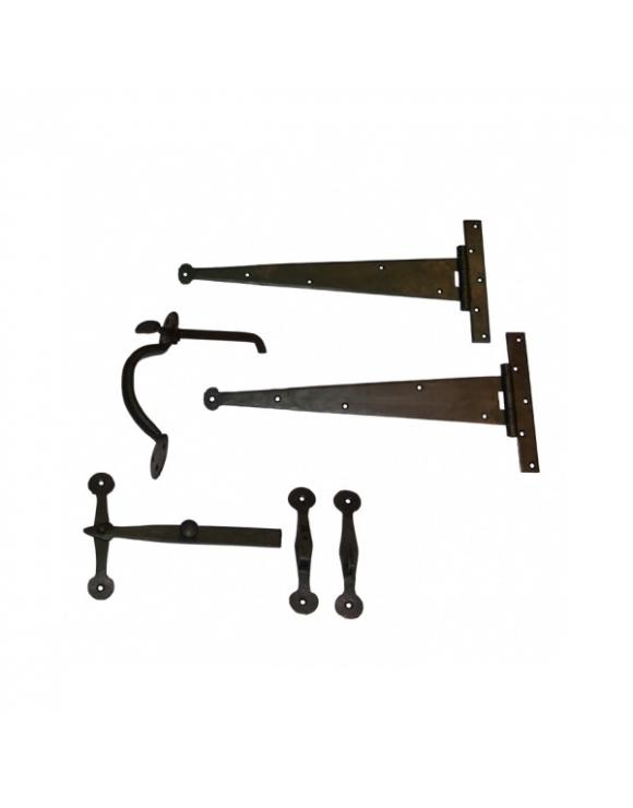 Heavy Duty Handforged Hardware Kit image