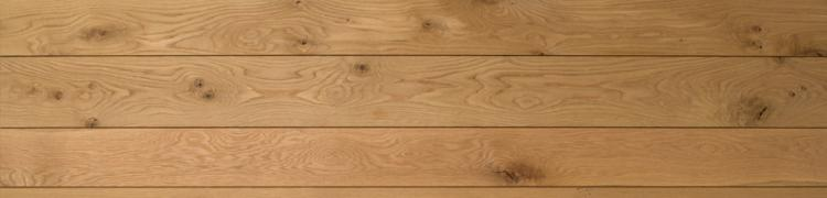 An image that demonstrates the characteristics of rustic grade oak.