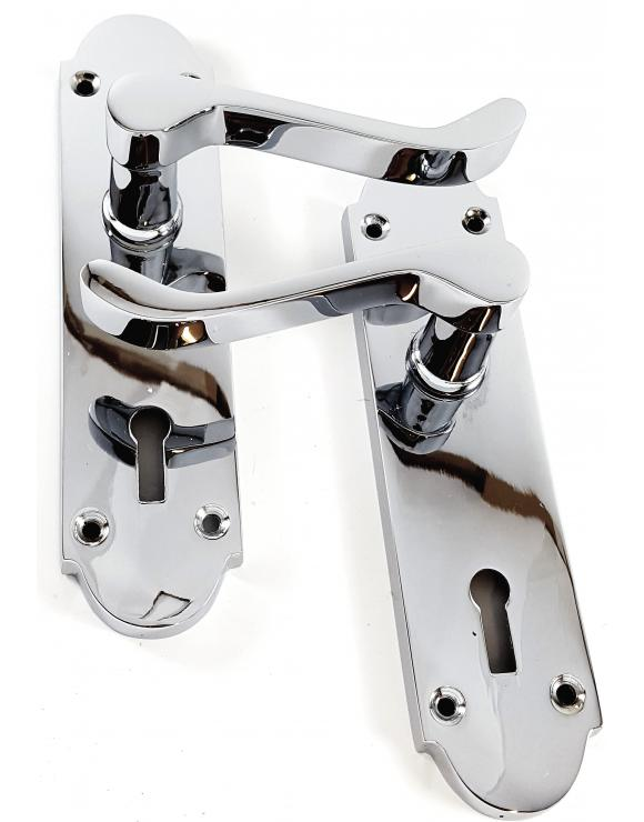 Oakley Lever Handle on Backplate image