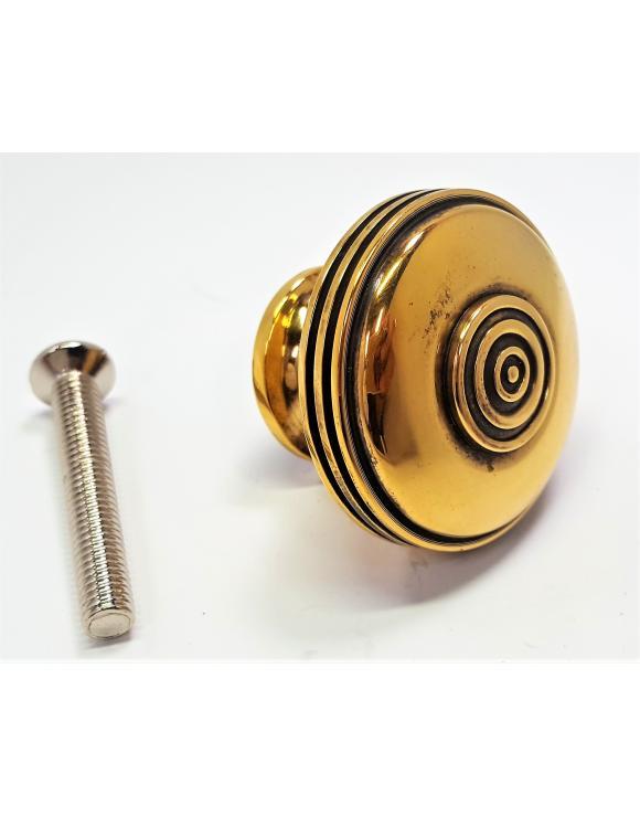 Bloxwich 30mm Small Cupboard Knob image