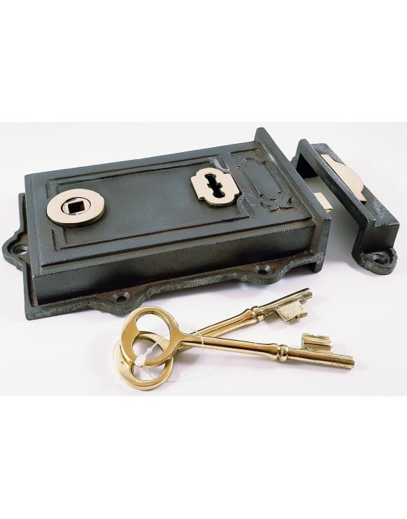 Davenport Rim Lock image