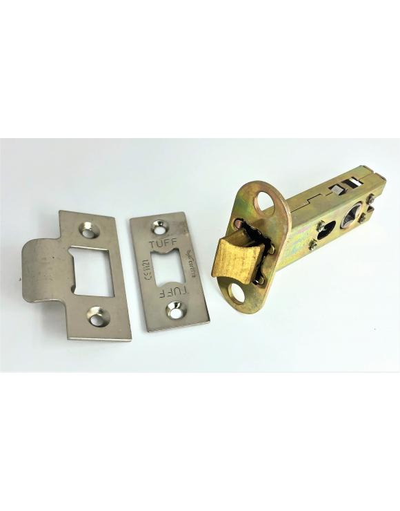 Fire Rated Architectural Tubular Mortice Door Latch CE Rated image