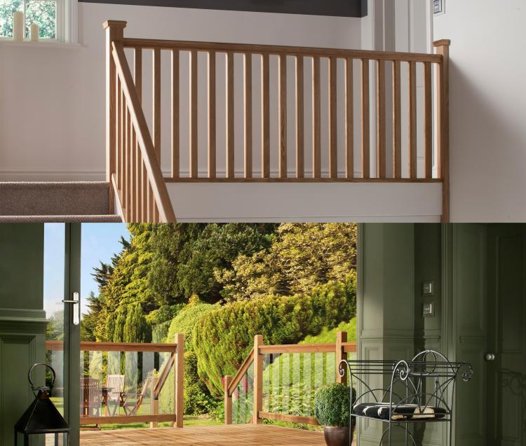 An image of Blueprint Joinery's Stair and Decking Renovation Kits. Buy yours today!