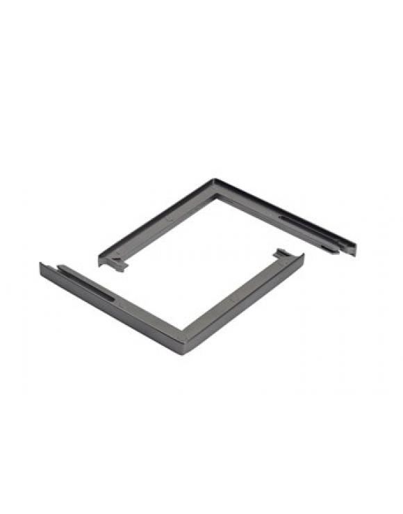 Gun Metal Immix Newel Brackets (2 pack) image
