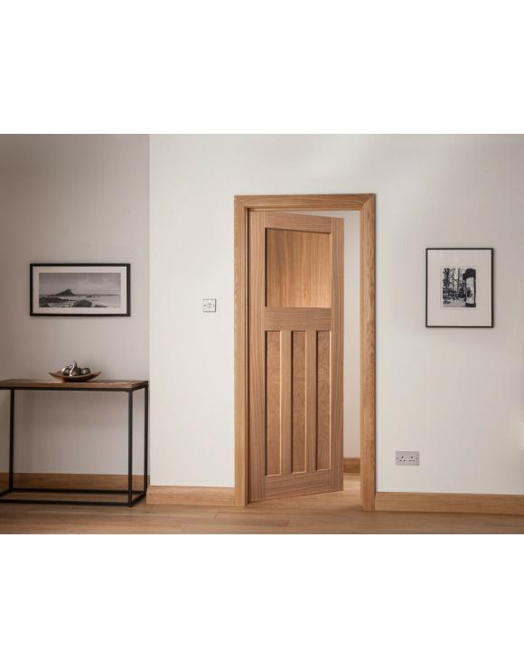 DX Oak Internal Door image