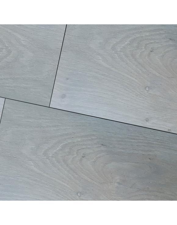 Grey Rustic Oak Engineered Brushed & Oiled Floor image