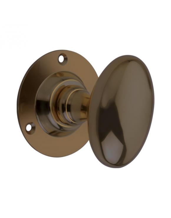 Oval Door Knob image