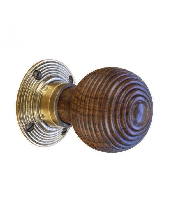 Rosewood Beehive Door Knob image