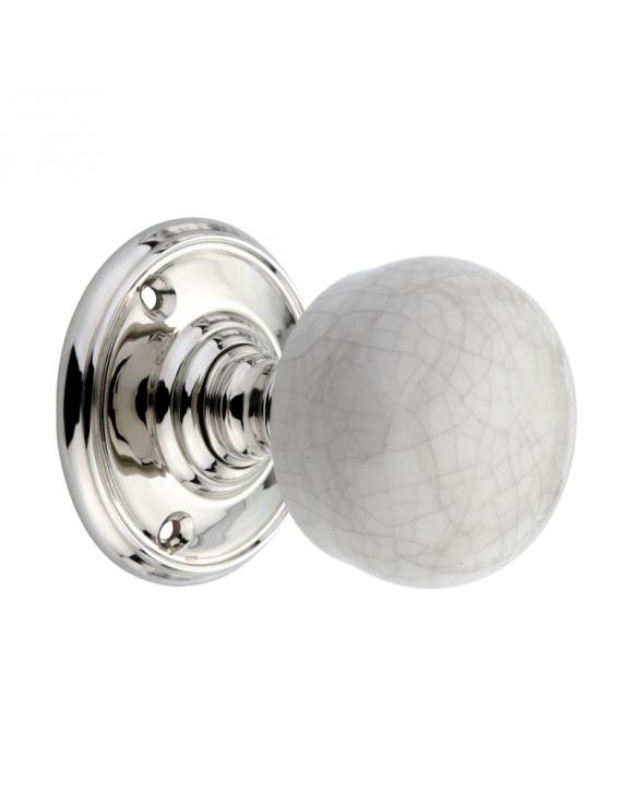 Ceramic Mortice Door Knob image