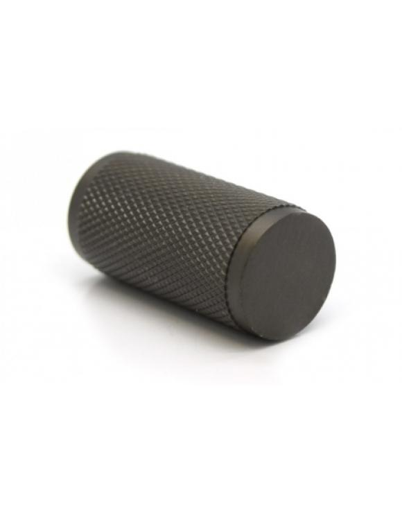 Knurled Cylinder Cupboard Pull image
