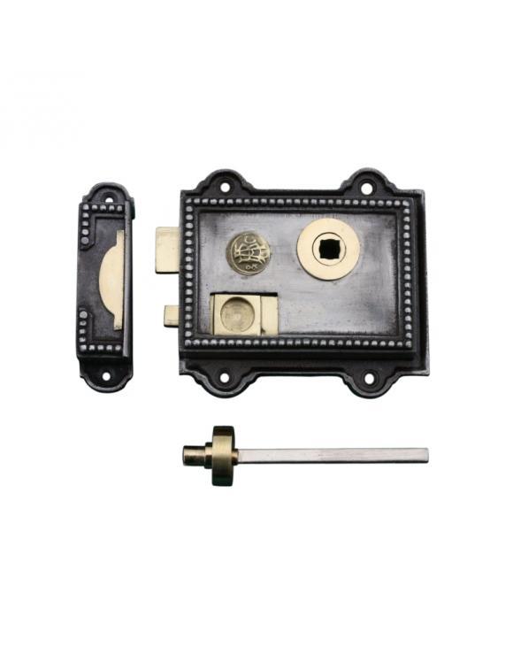 Victorian Rim Lock image