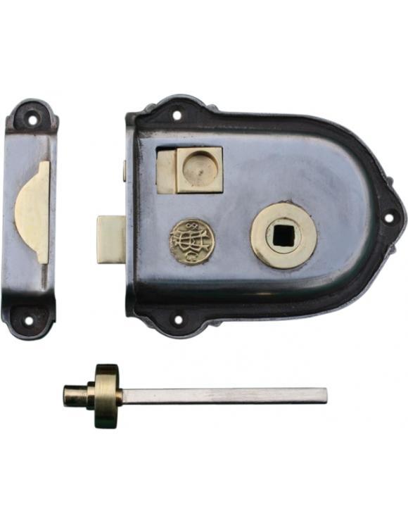 Cromwell Rim Lock image