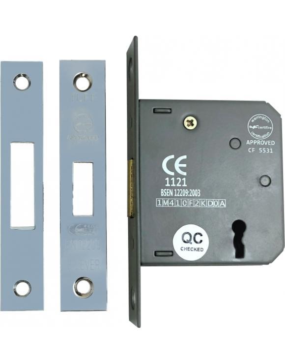 Door Deadlock Lock CE BS Rated image