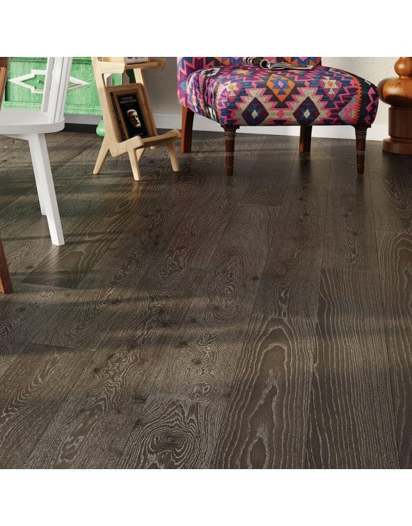 Oak Brownie Family Matt Lacquer 5G Engineered Flooring image