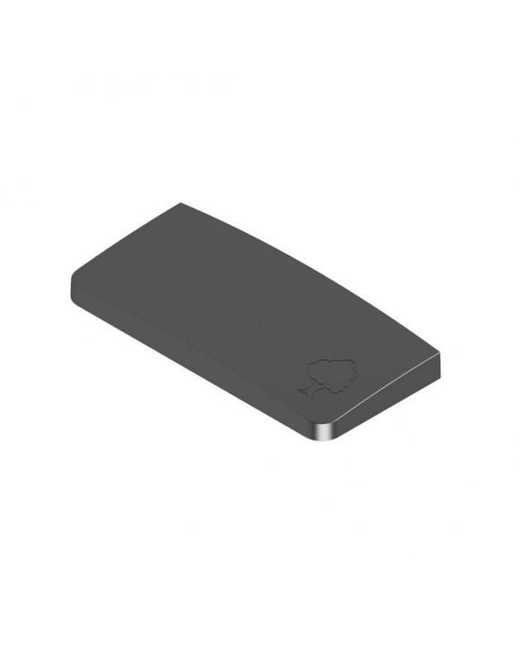 Black Slim Newel Cap image
