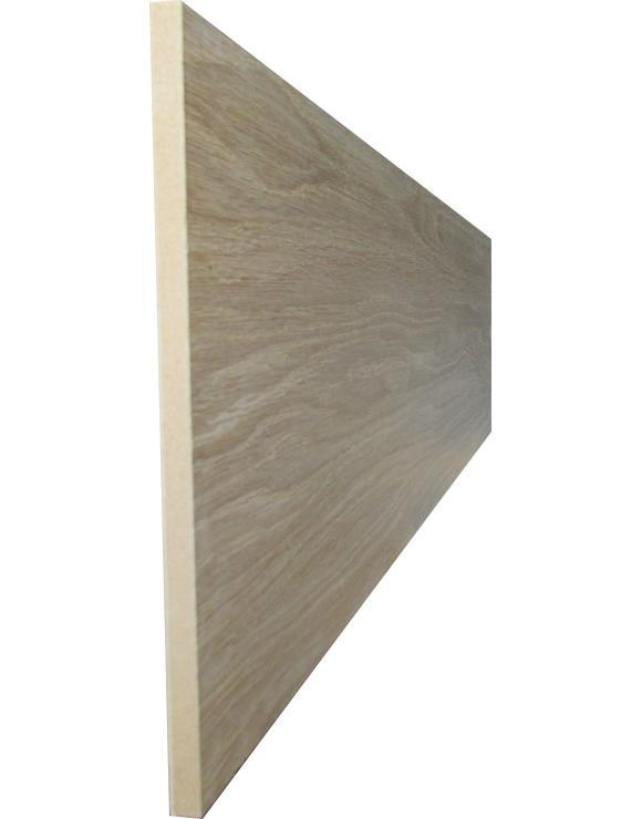 BASICS Oak Stair Cladding Riser 1500mm image
