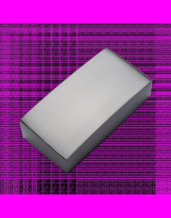 Flat Metal Newel Post Cap image