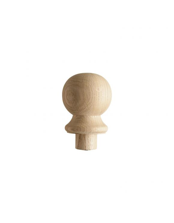 90mm Turned Newel Post Cap Select Style image
