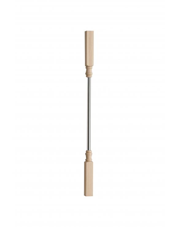 Contemporary Solo Timber and Metal Spindles image