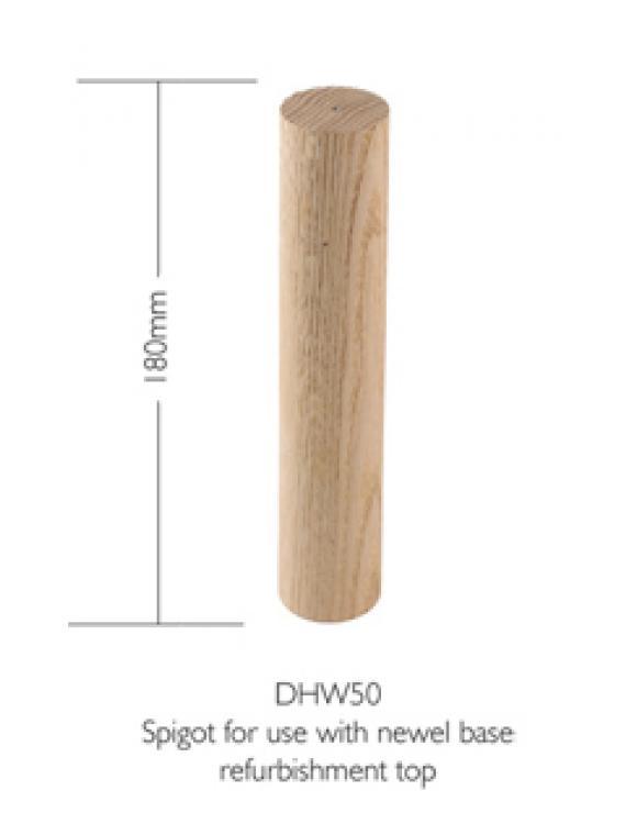 IKON Hardwood Dowel Peg image