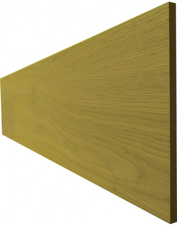 BASICS Oak Stair Cladding Riser 1500mm image